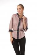 Блузка с воротником-стойкой | Б838-1557-1434