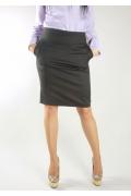 Классическая офисная юбка | 212-meriva