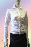 Классическая белая блузка | Б323-833