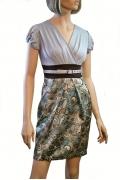 Стильное платье | П145-1478-1486