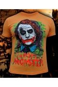 Мужская футболка I'm not a monster