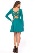 Коктейльное платье Donna Saggia | DSP-64-19t