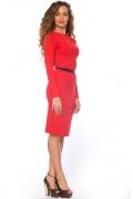 Красное платье Donna Saggia | DSP-60-29t