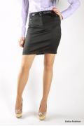 Офисная мини-юбка Emka Fashion | 308-nobi