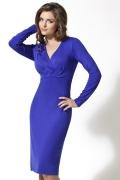 Яркое платье Top Design | B2 087