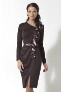 Платье из рижского трикотажа | B2 110