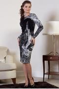 Платье из коллекции TopDesign Premium | PB2 27