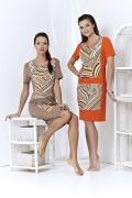 Стильное недорогое платье TopDesign | A3 019