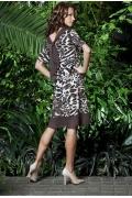 Летнее платье TopDesign Premium | PA3 14
