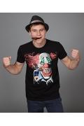 Мужская футболка HardCore (Светится в темноте и ультрафиолете)