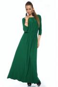 Длинное трикотажное платье | DSP-89-44t