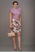 Розовая блузка Golub | Б878-1930