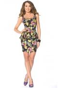 Трикотажное платье | DSP-06-61t