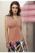 Розовая блузка Enny | 15026