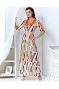 Длинное платье TopDesign | A3 036