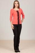 Розовая блузка Remix 3716/1