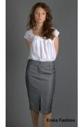 Модная юбка карандаш | 164-rosseti