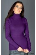 Недорогой фиолетовый свитер | 8014