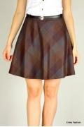 Короткая юбка Emka Fashion 385-afina