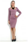 Платье из ткани джерси Donna Saggia DSP-111-23t