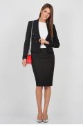 Офисная юбка Emka Fashion 419-brianna