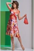 Летнее платье TopDesign A4 017
