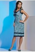 Летнее платье TopDesign A4 145