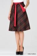 Молодежная юбка Emka Fashion 407-undina