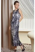 Длинное летнее платье TopDesign Premium PA4 60
