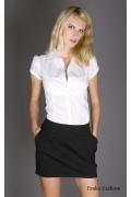 Офисная мини юбка | 186-universal