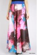 Длинная летняя юбка Emka Fashion 460-osvalda