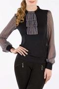 Оригинальный женский джемпер (коллекция весна 2011) | Д300-281-1081