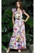 Длинное платье Topdesign Premium PA3 15
