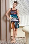 Платье Top Design Premium (весна-лето 2014) PA4 57