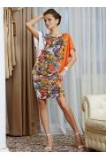 Летнее платье TopDesign Premium PA4 39