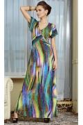 Летнее платье TopDesign Premium PA4 14
