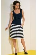 Летнее платье без рукавов TopDesign A4 080