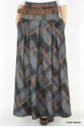 Длинная юбка Emka Fashion 427-laksmi