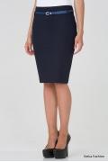 Стильная юбка-карандаш Emka Fashion 466-kendi