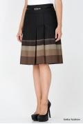 Юбка в складку Emka Fashion 219-60/francheska