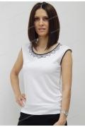Белая блузка Sunwear N01-2