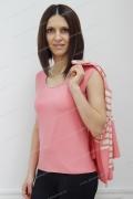 Розовый комплект из жакета и майки Sunwear N24-5