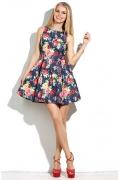 Джинсовое платье Donna Saggia DSP-24-62