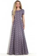 Длинное платье Donna Saggia DSP-149-60