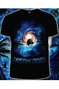 Мужская футболка Dream Rider (Светится в темноте и уф.)
