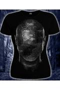 Женская футболка 3D Forest - inside (Светится в темноте)