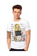 Мужская футболка Trip-O-Nation Алиса