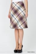 Шерстяная юбка Emka Fashion 416-iolanta