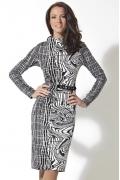 Платье Top Design B2 116