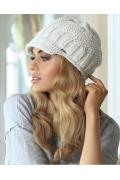 Женская вязанная кепка Kamea Rosita